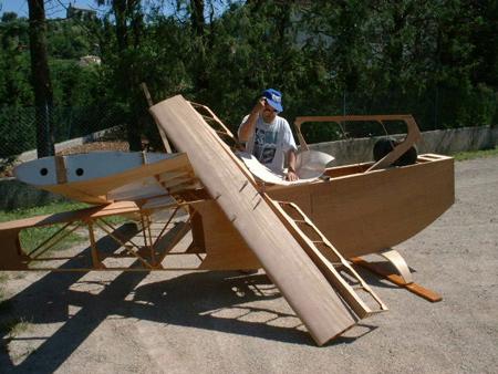 projet de biporteur bambou bois v p daler